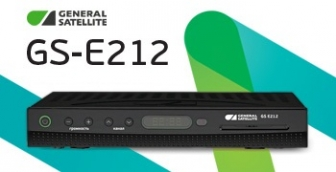New General Satellite set-top box receiving terrestrial and satellite signal entering the market