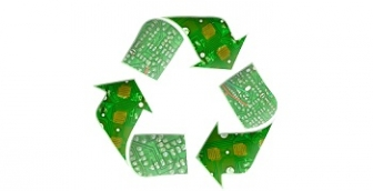 GS Group opened electronics recycling plant